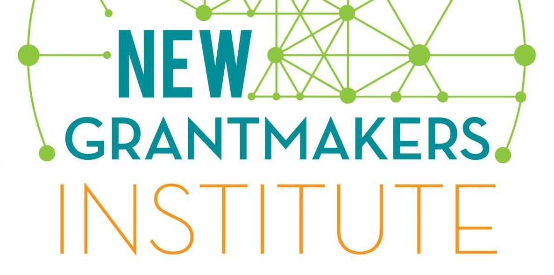 New Grantmakers Institute Logo