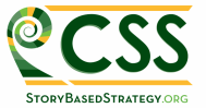 center for story based strategy logo