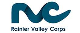 Rainier Valley Corps logo